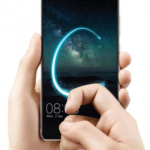 Huawei Mate S: Interage contigo