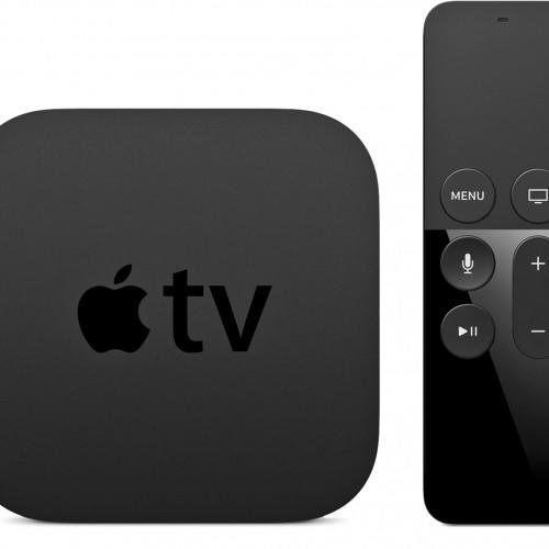 Apple TV: Apps + Siri