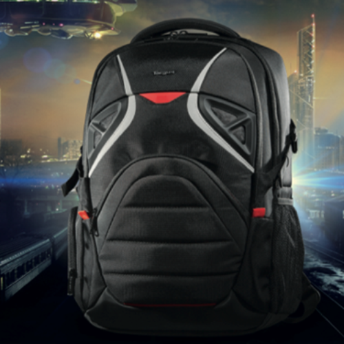Targus Strike Gaming Backpack: a primeira mochila para gamers