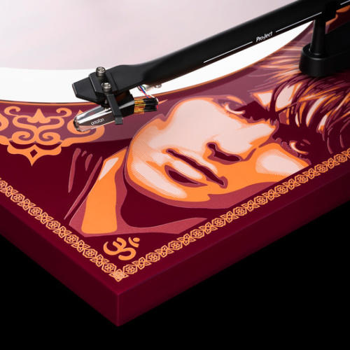 George Harrison Recordplayer: o novo gira-discos da Supportview