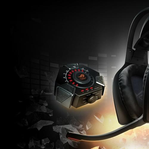 Asus ROG Centurion: som surround 7.1!