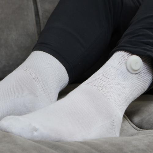 Siren Diabetic Socks: diabetes sob controlo | COM VÍDEO