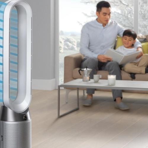 Dyson Pure Cool Link: purifique o ar e combata as alergias | COM VÍDEO