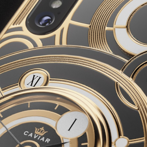 Caviar iPhone 11 Gold Grand Complications: um iPhone de 100 mil euros?!